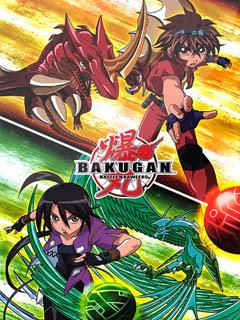 Assistir Bakugan: Guerreiros da Batalha Online