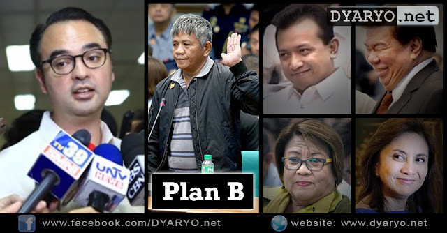 Image result for cayetano plan b liberal party