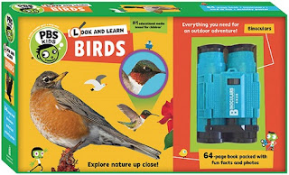 pbs kids look and learn Birds set 1