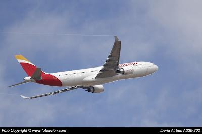 Airbus A330 / EC-MAA