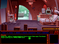 Videojuego Space Quest 6 The Spinal Frontier