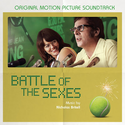 Battle of the Sexes Soundtrack Nicholas Britell