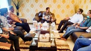 Wali Kota Bima Terima Kunjungan Staf Ahli Kementan, Bahas Pembangunan 10 Ribu Rumah Tani