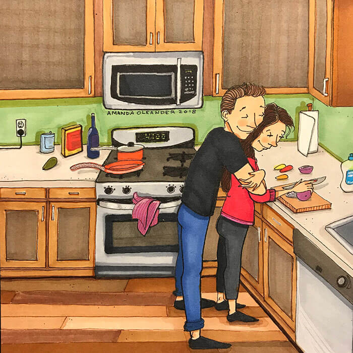 25 Hilariously Honest Illustrations Reveal A Hidden Side Of Long-Term Relationships