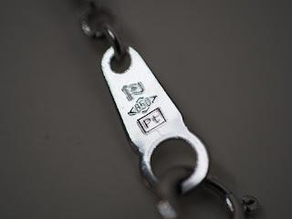 プラチナ製ネックレスをお買い取り致します
