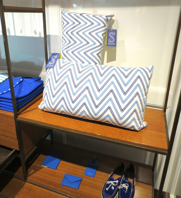 Limited edition COCOCOZY Surf Shack Pillows Los Angeles Tommy Hilfiger flagship store