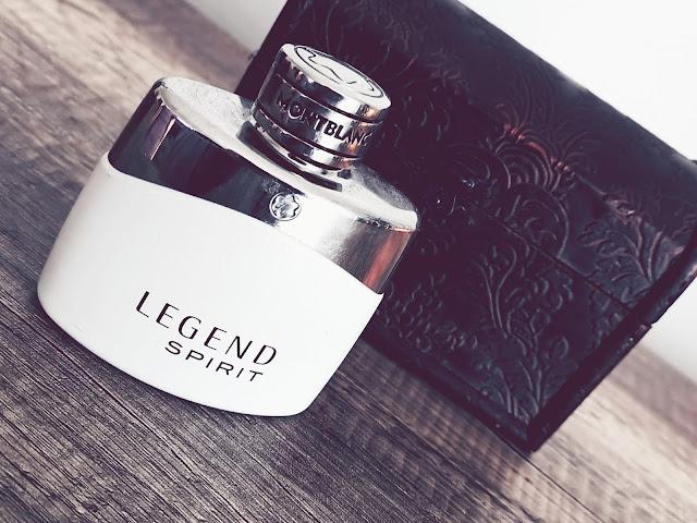 Legend Spirit je drevitá mužská vôňa