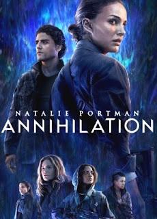 Annihilation, 2018, film, movie, sci-fi