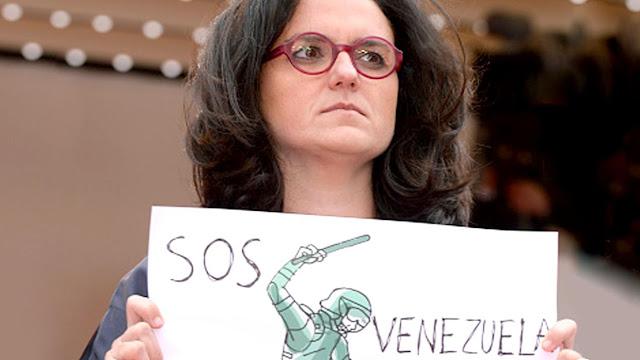 La lapidaria caricatura de Rayma a un año de las protestas (Foto)