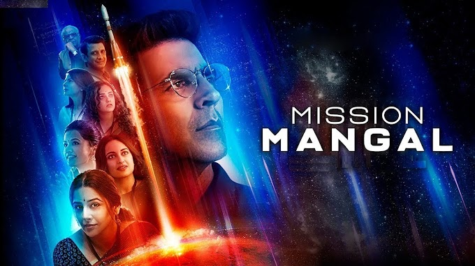 Mission Mangal full movie leaked online by Tamilrockers