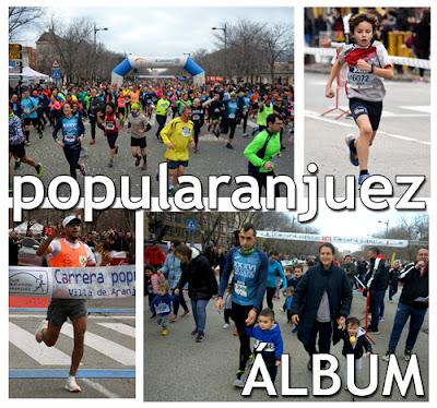 FOTOS CARRERA POPULAR ARANJUEZ