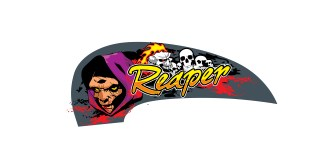 decal scoopy cdr