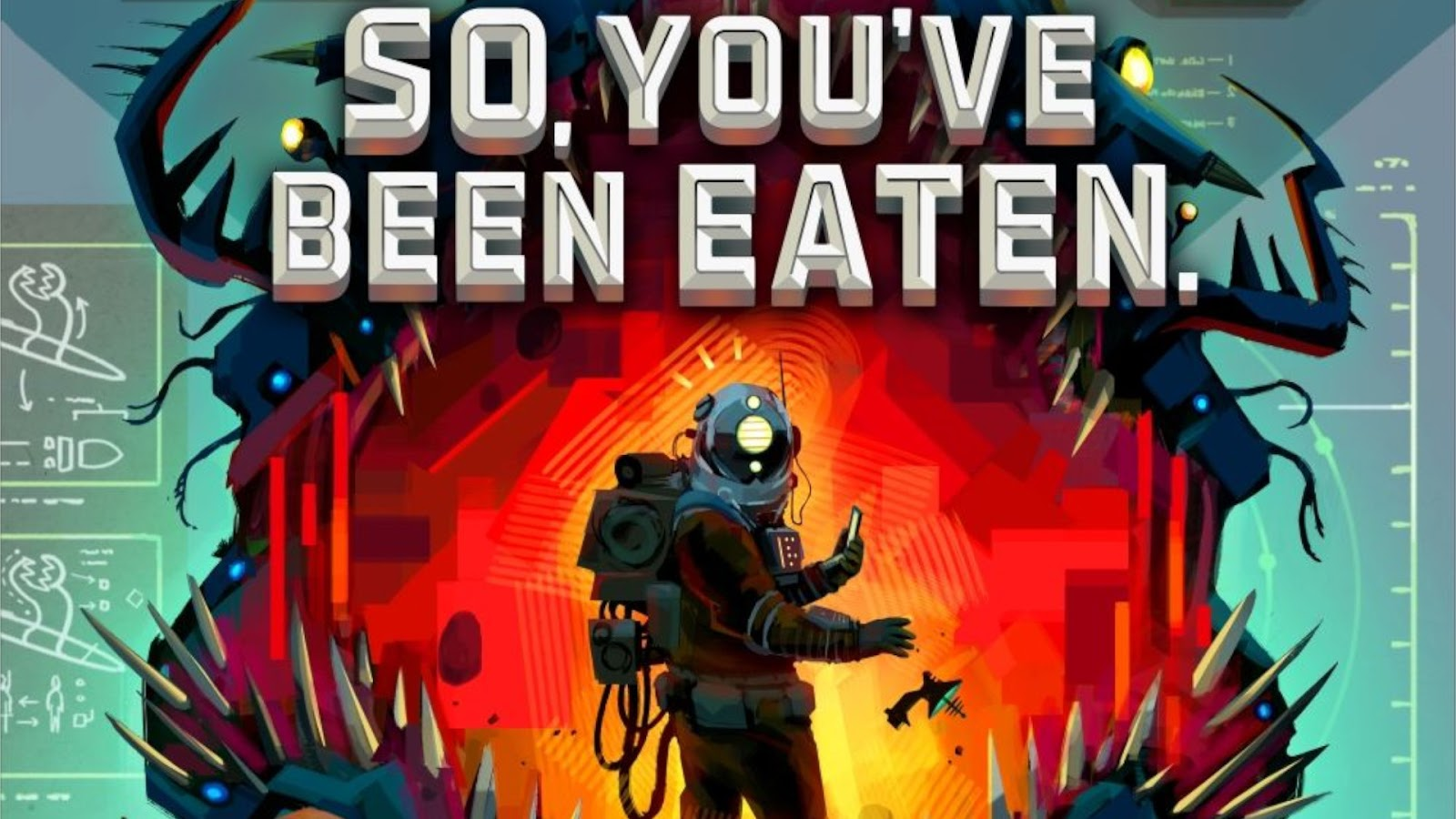 2020 Most Anticipated Games Best Kickstarter So, You've Been Eaten Board Game
