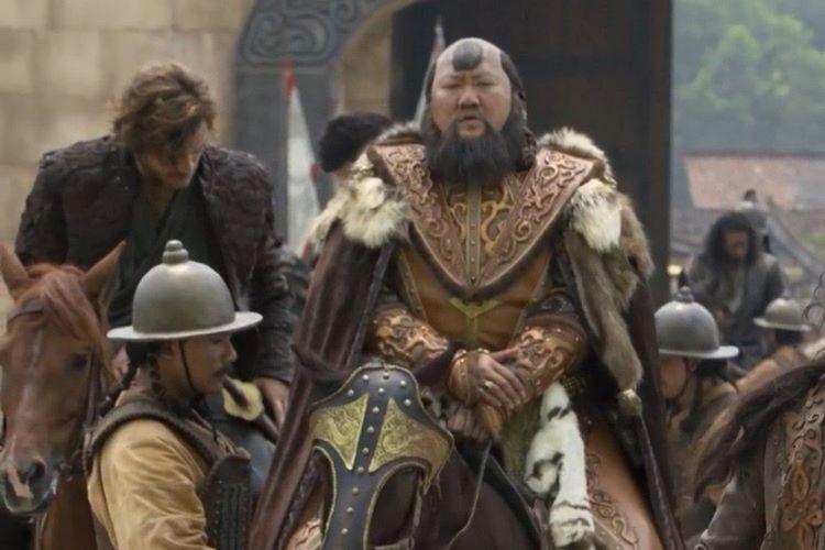 Moğollar, Alamut kalesini yerle bir etti.