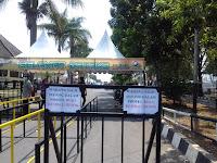 Belum Dibuka, Wahana Salju Pekan Raya Lampung Sedang dalam Proses