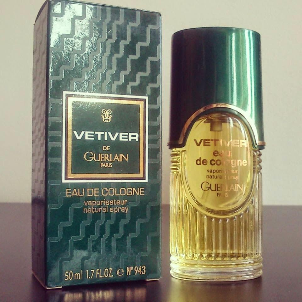 Guerlain Vetiver, is mine vintage?