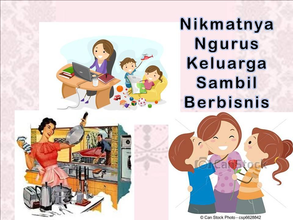 Bisnis Online Untuk Ibu Rumah Tangga.