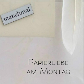 Linkparty: Papier Liebe am Montag
