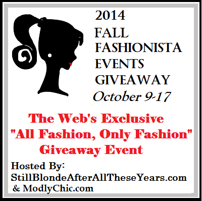 fashionista events giveaway fall 2014