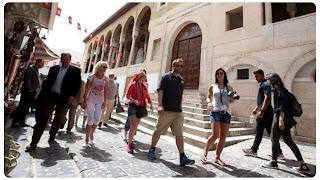 تواصل توافد السياح على تونس ووصول 184 سائحا روسيا