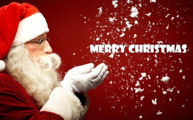 Feliz Navidad Imagenes en Ingles