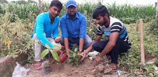 #JaunpurLive : पर्यावरण का संरक्षण सिर्फ हमारा कर्तव्य ही नहीं बल्कि नैतिक जिम्मेदारी भी है: शिवम् सिंह