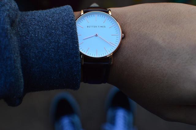 Rotomaty do zegarków, pomysł na prezent komunijny i kilka moich planów