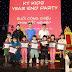 Trung tâm KT Kids tưng bừng tổ chức lễ tốt nghiệp cho các học viên nhí
