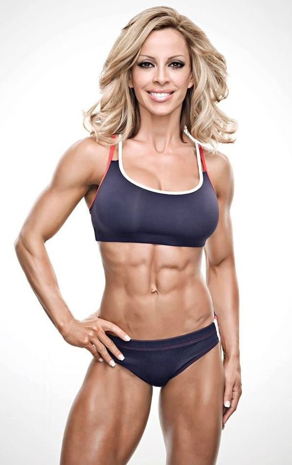 Female Fitness And Bodybuilding Beauties Female Fitness -5387