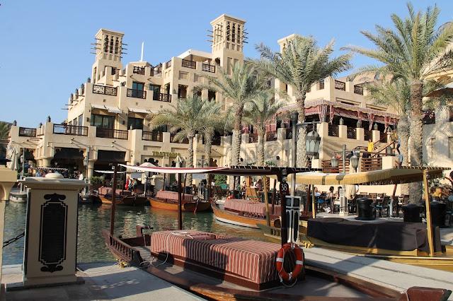 luksus Dubai parasta shoppailua / nähtävyydet lasten kanssa