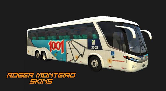 MARCOPOLO G7 1200 DA EMPRESA  VIAÇÃO 1001