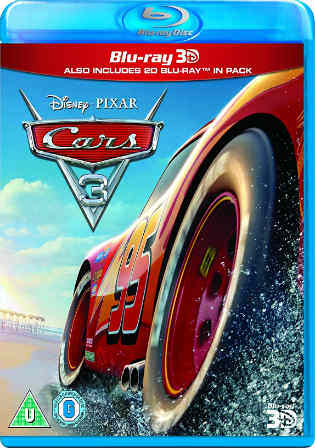Cars 3 2017 BRRip 600Mb Hindi Dual Audio ORG 720p ESub Watch Online Full Movie Download bolly4u