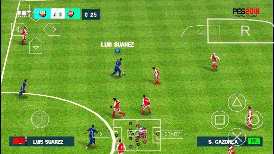 Ppsspp pes 2019 download