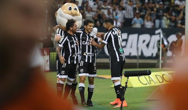 Ceará 2 x 0 Vila Nova: Vencemos a primeira batalha