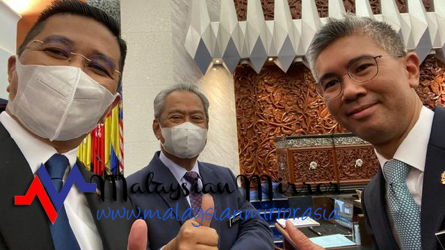 Were Mahathir's warning and Azmin's arrogant statement hints to Lim's arrest?