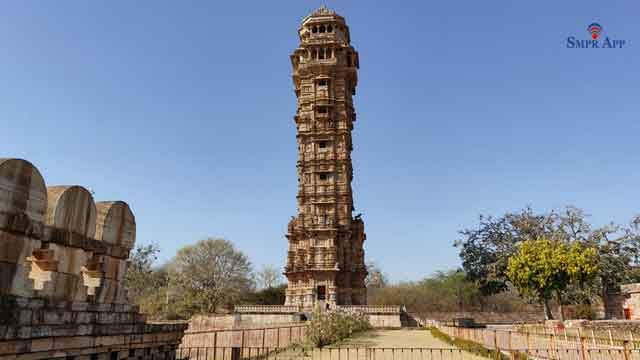 chittorgarh Fort tourist attractions and history