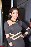 Pranitha Subhash in a skin tight backless brown gown at 64th Jio Filmfare Awards South ~  Exclusive 056.JPG