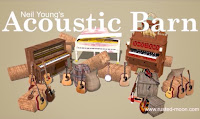 Neil Young Acoustic Barn - All Guitars