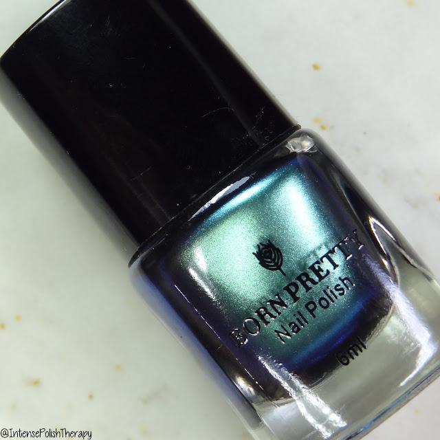 BornPrettyStore | Moonlit Stamping Polish