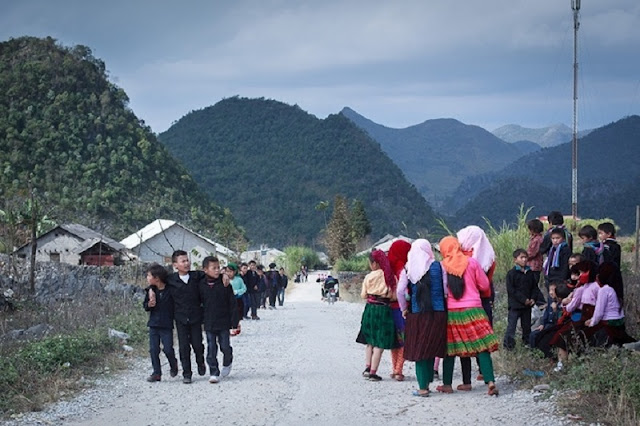 The beauty of nature and people in Ha Giang 5