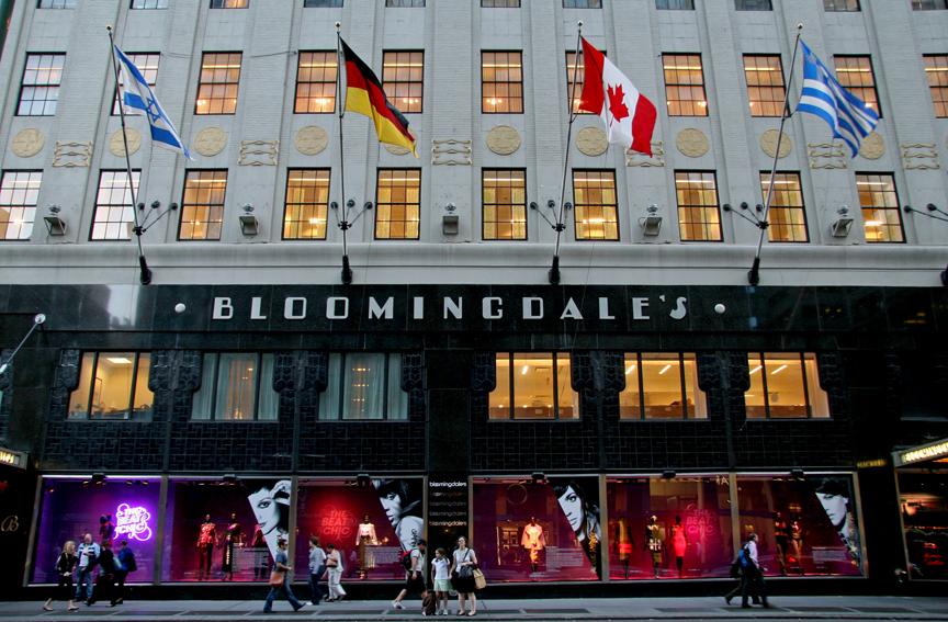 ddfdc52558d Lojas de departamento em Nova York
