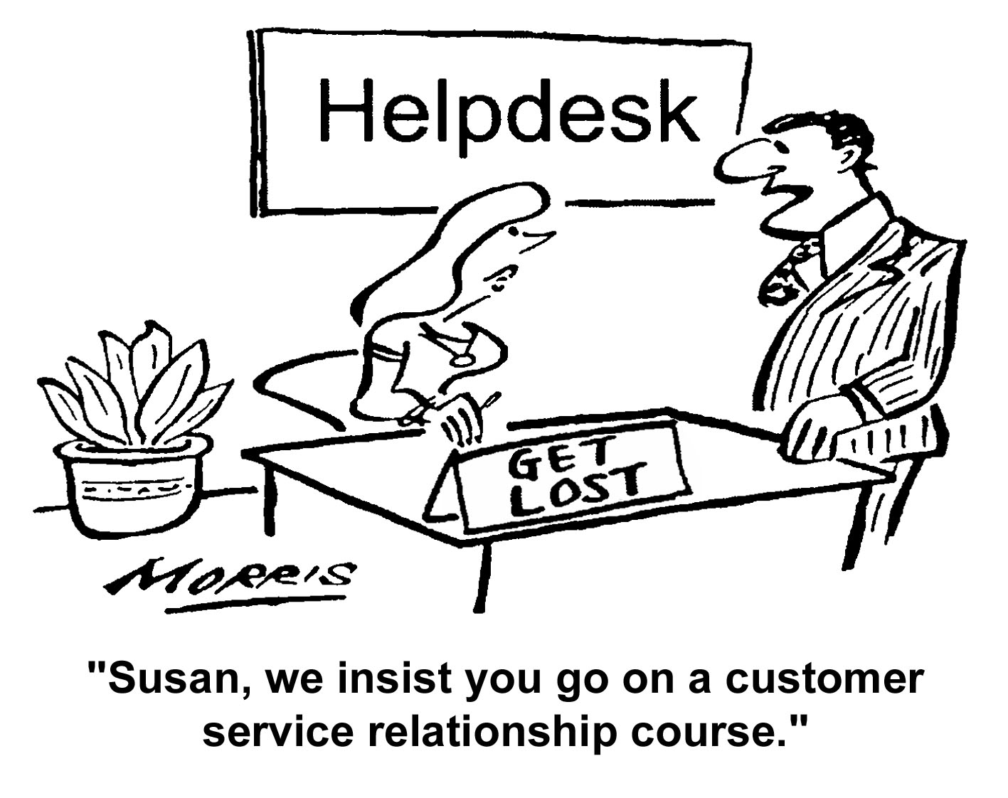 TrinbagoViews com: Three Reasons For Poor Customer Service in T&T