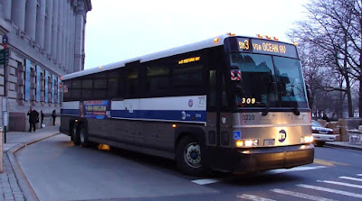 MCI D4500, MTA Bus Company New York