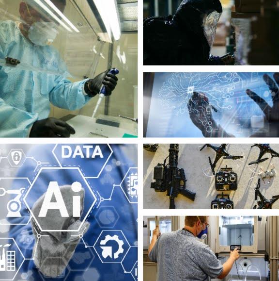 الذكاء الاصطناعي الأمريكي - الجيل الخامس 5G - ميزانية الاجيش الأمريكي 2022 - الإنفاق العسكري - البحث والتطوير الجيش الأمريكي - أشباه الموصلات