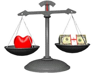 Tình và tiền