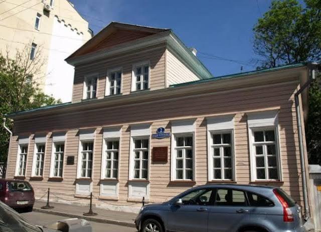 Moskova Lermontov Evi Müzesi
