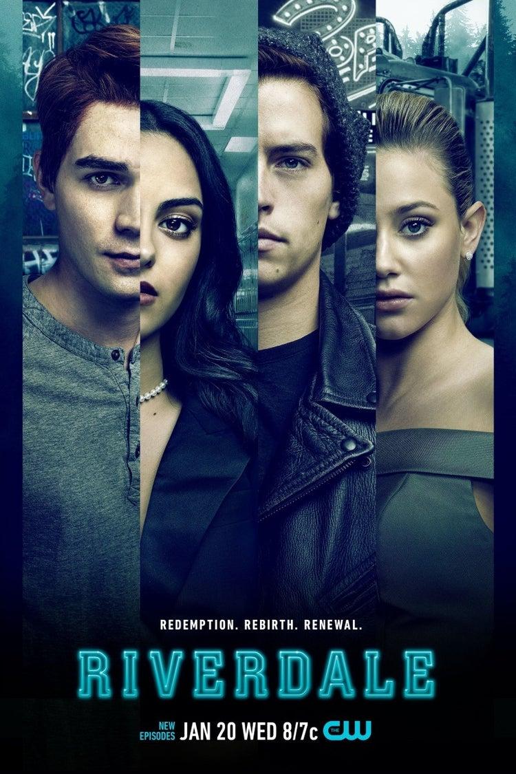 Riverdale Temporada 1 a la 5 Dual 720p