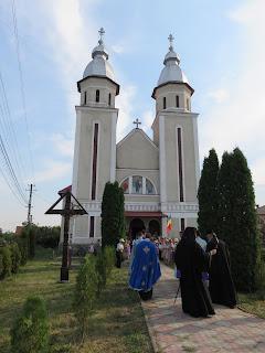 Paraclisul Maicii Domnului, Parohia Ortodoxa Bontida, Judetul Cluj