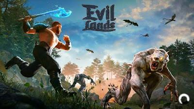 Evil Lands MOD (Unlock/Upgrade Skill) APK + DATA Download