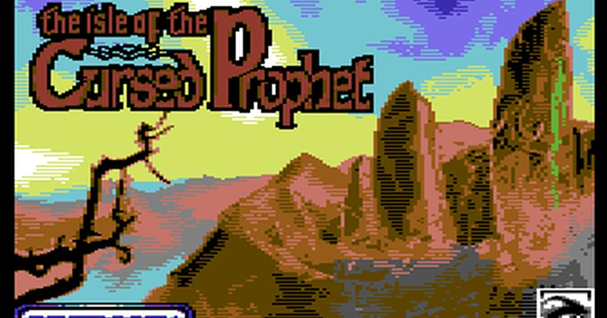 The Isle of the Cursed Prophet - Another top quality C64 game from Icon64 team!
